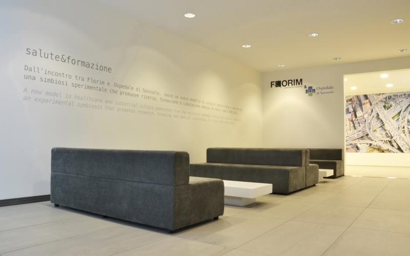 Florim - Ospedale di Sassuolo